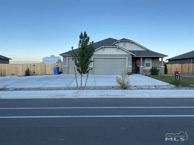 1230 Heybourne Rd., Gardnerville, NV 89410 (MLS #200014741) :: Ferrari-Lund Real Estate