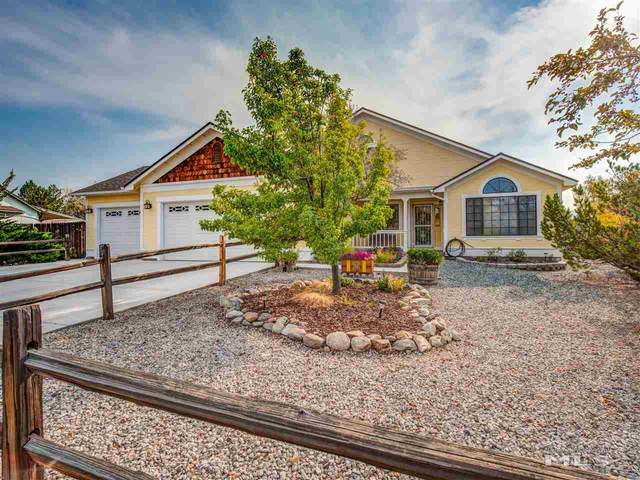 1273 Lariat Court, Minden, NV 89423 (MLS #200014769) :: Chase International Real Estate