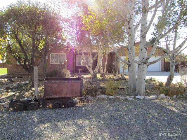 15 Fairway Dr., Yerington, NV 89447 (MLS #200014787) :: The Mike Wood Team