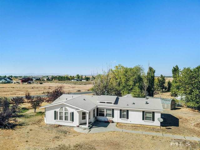 103 Bar None Lane, Lamoille, NV 89815 (MLS #200014790) :: NVGemme Real Estate