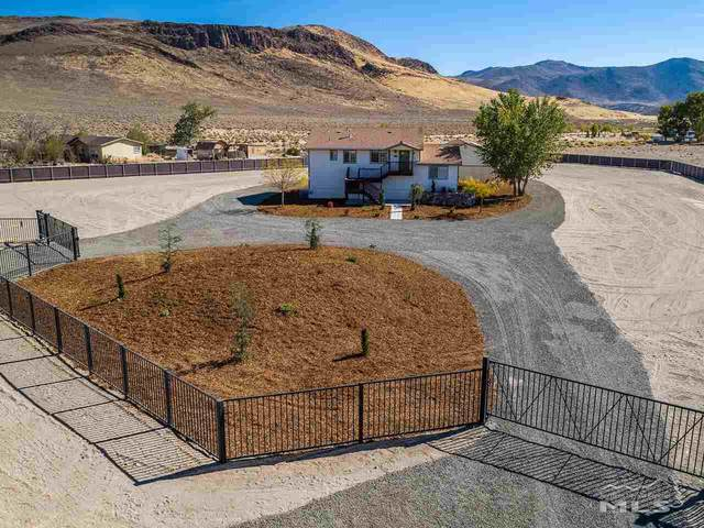 130 El Dorado Ave, Dayton, NV 89403 (MLS #200014801) :: NVGemme Real Estate