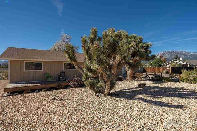 4060 Woodcock Way, Washoe Valley, NV 89704 (MLS #200014820) :: Vaulet Group Real Estate