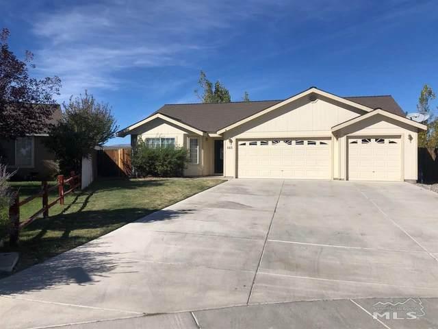 645 Angela, Fernley, NV 89408 (MLS #200014822) :: Theresa Nelson Real Estate