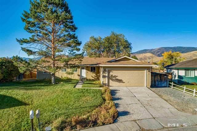 1655 Pullman Dr, Carson City, NV 89701 (MLS #200014828) :: Vaulet Group Real Estate