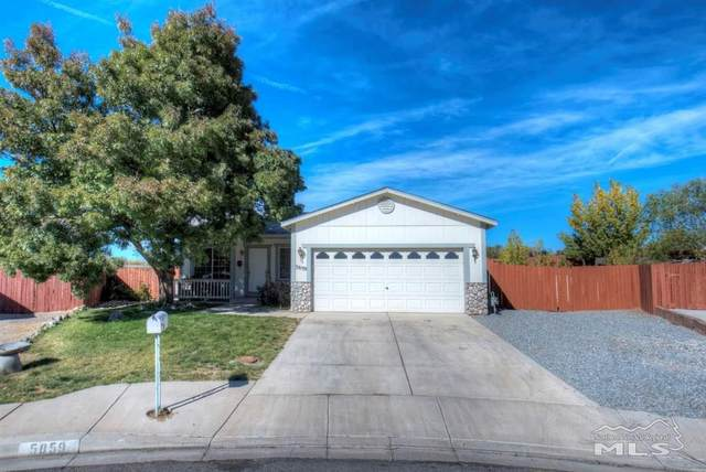 5859 Foggy Court, Reno, NV 89433 (MLS #200014836) :: Ferrari-Lund Real Estate