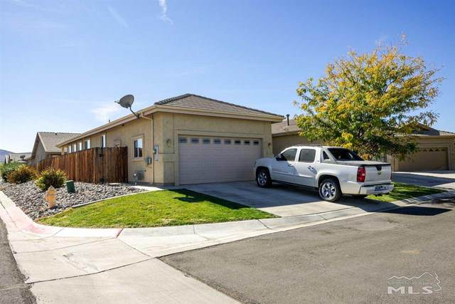 240 Cruden Bay, Dayton, NV 89403 (MLS #200014847) :: Chase International Real Estate