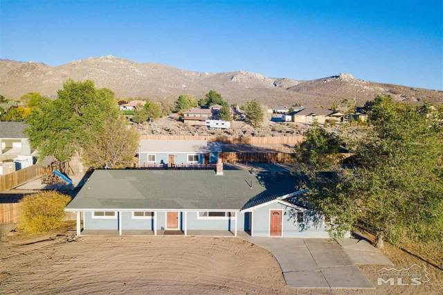 4831 S Edmonds Dr., Carson City, NV 89701 (MLS #200014848) :: NVGemme Real Estate