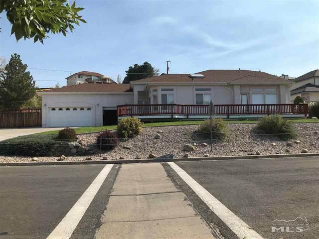 13410 Rim Rock Drive, Reno, NV 89521 (MLS #200014853) :: Fink Morales Hall Group