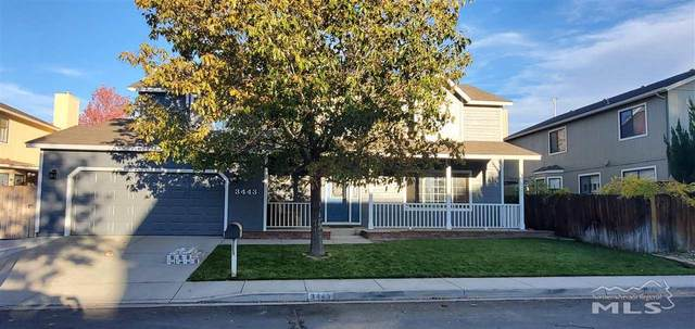 3443 Halleck Drive, Carson City, NV 89701 (MLS #200014856) :: The Craig Team