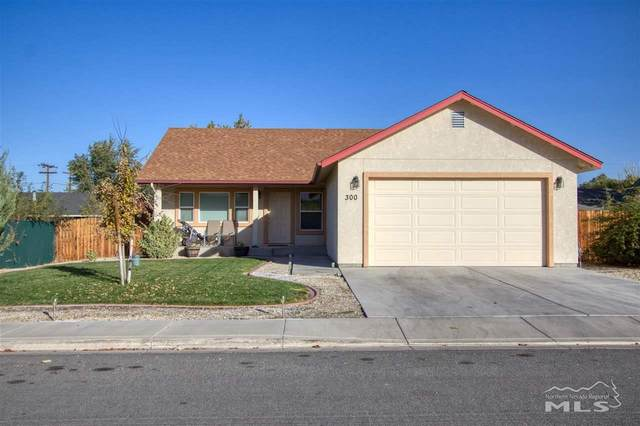 300 S Mountain View Street, Yerington, NV 89447 (MLS #200014860) :: The Mike Wood Team
