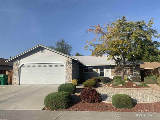 2502 Rockbridge Dr., Carson City, NV 89706 (MLS #200014866) :: The Craig Team