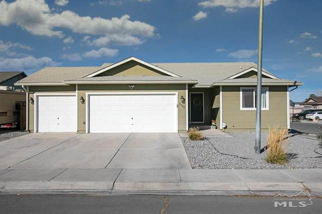 2188 Snowdrift, Fernley, NV 89408 (MLS #200014868) :: Chase International Real Estate