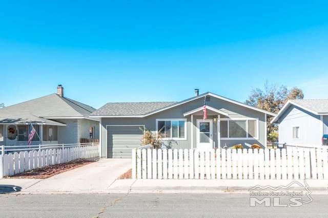 656 Douglas Street, Fallon, NV 89406 (MLS #200014875) :: Chase International Real Estate