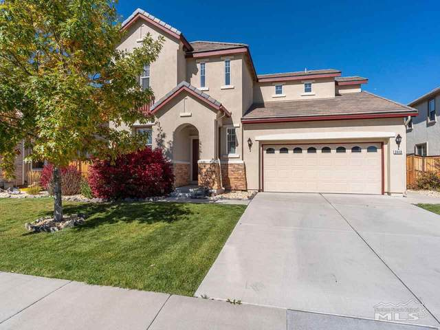 2448 Darby Rose Lane, Sparks, NV 89436 (MLS #200014878) :: The Craig Team