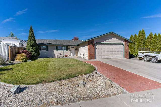 2390 Marian Ave, Carson City, NV 89706 (MLS #200014881) :: Ferrari-Lund Real Estate