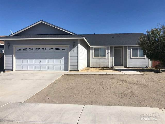 522 St Louis Rd, Fernley, NV 89408 (MLS #200014882) :: Chase International Real Estate