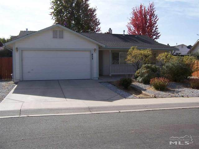 853 Meadow Vista, Carson City, NV 89705 (MLS #200014886) :: NVGemme Real Estate