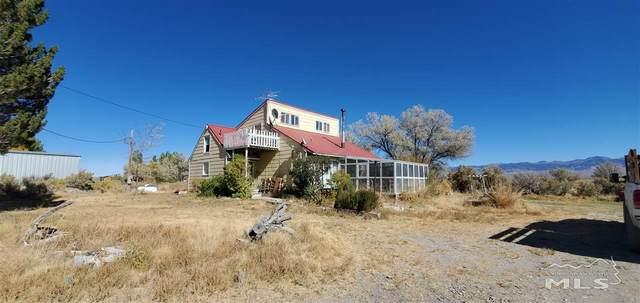 509 Twist Sub S, Round Mountian, NV 89046 (MLS #200014893) :: NVGemme Real Estate