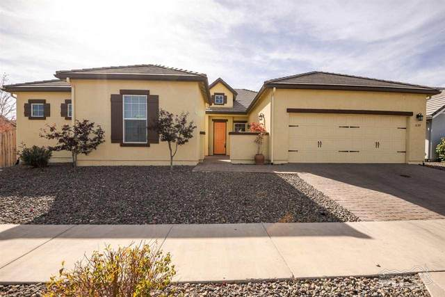 1139 Monterra Drive, Minden, NV 89423 (MLS #200014901) :: Chase International Real Estate
