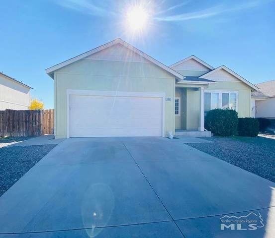 1365 Mountain Rose Drive, Fernley, NV 89408 (MLS #200014910) :: Chase International Real Estate