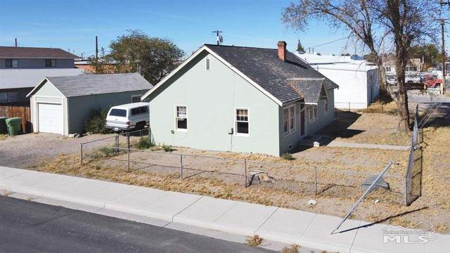 290 S Broadway St, Fallon, NV 89406 (MLS #200014914) :: Chase International Real Estate