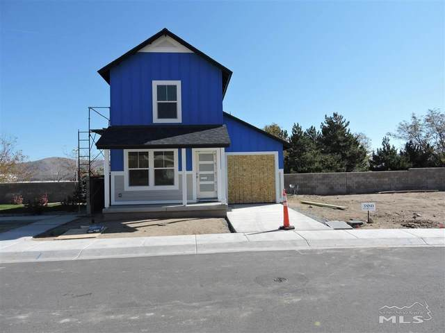 3806 Bonnie Place, Carson City, NV 89701 (MLS #200014916) :: NVGemme Real Estate