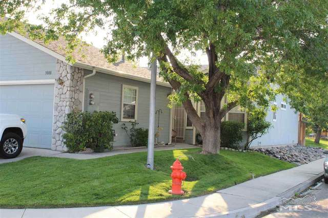 3008 Austin Ln., Carson City, NV 89701 (MLS #200014917) :: Chase International Real Estate