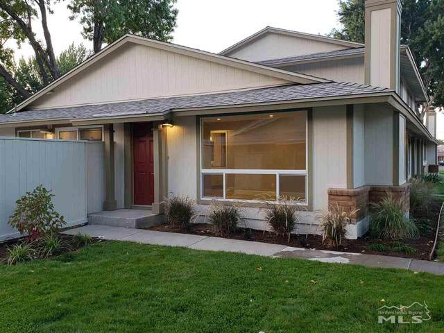 835 Ridgewood Dr. #4, Sparks, NV 89434 (MLS #200014919) :: NVGemme Real Estate