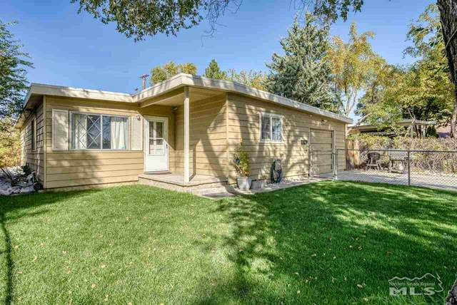 1975 Trainer Way, Reno, NV 89512 (MLS #200014921) :: Chase International Real Estate