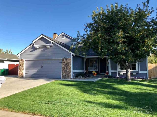4760 Spring Drive, Reno, NV 89502 (MLS #200014926) :: The Craig Team