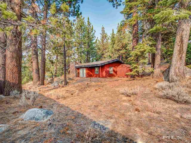 150 Woodland Way, Stateline, NV 89449 (MLS #200014934) :: The Craig Team