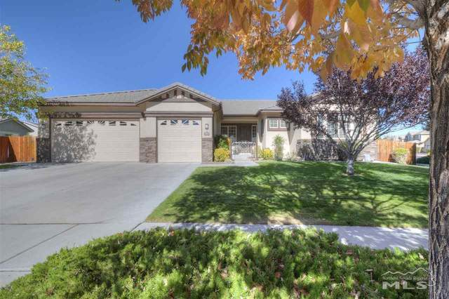 610 St. Andrews Drive, Dayton, NV 89403 (MLS #200014936) :: Ferrari-Lund Real Estate