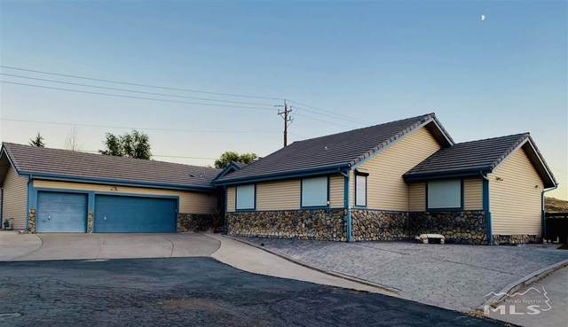 3985 Bria Ct, Sparks, NV 89436 (MLS #200014937) :: Chase International Real Estate
