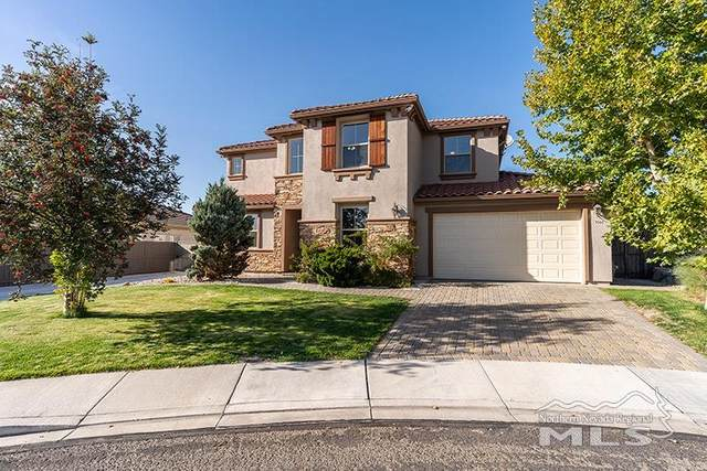 3560 Rock Ridge Court, Reno, NV 89512 (MLS #200014942) :: Chase International Real Estate