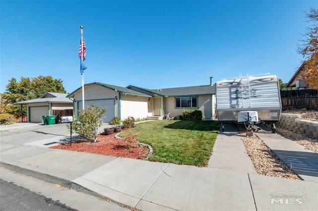 8470 Red Baron, Reno, NV 89506 (MLS #200014947) :: Chase International Real Estate