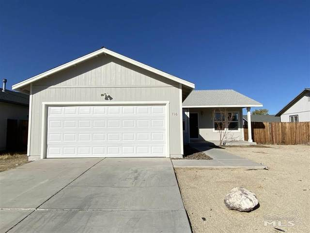 716 Annie Way, Fernley, NV 89408 (MLS #200014966) :: Chase International Real Estate