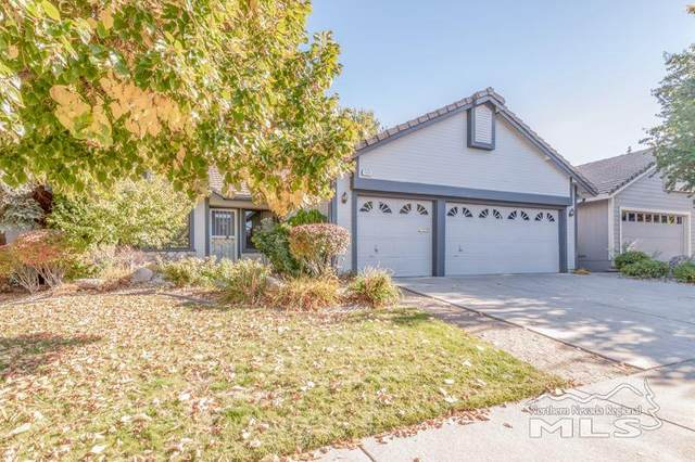 1574 Wheatgrass Drive, Reno, NV 89509 (MLS #200014976) :: The Craig Team