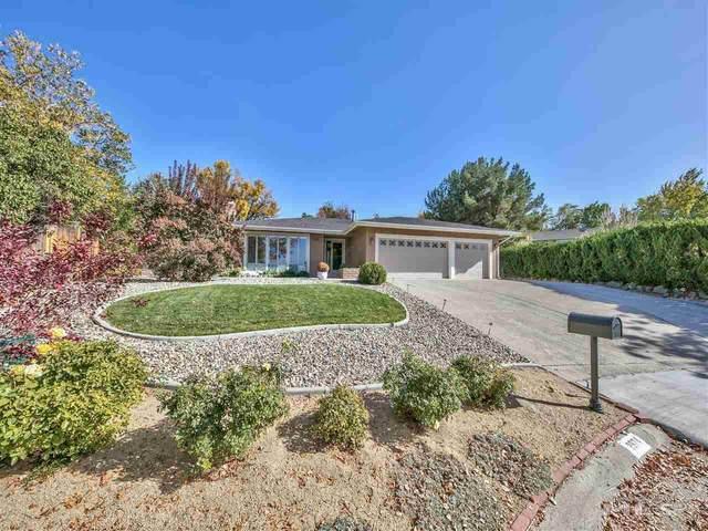 2974 Sequoia Lane, Reno, NV 89502 (MLS #200014977) :: Chase International Real Estate