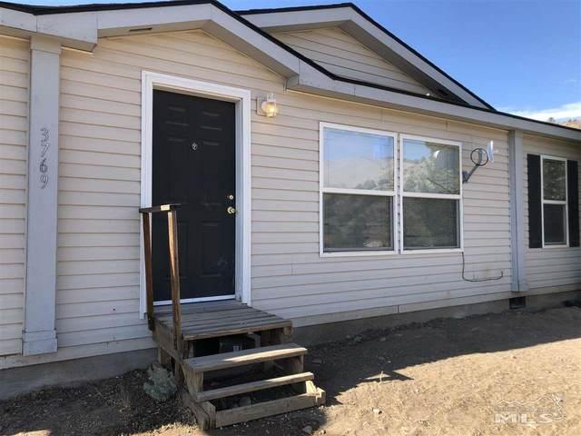 3769 Arden Way, Wellington, NV 89444 (MLS #200014979) :: Chase International Real Estate