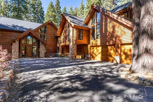 591 Village, Incline Village, NV 89451 (MLS #200014986) :: The Mike Wood Team