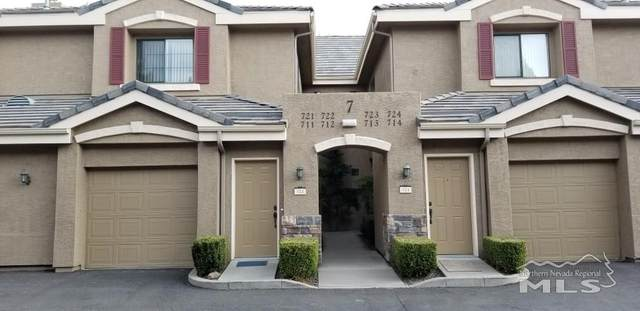 900 S Meadows Pkwy #722, Reno, NV 89521 (MLS #200014995) :: NVGemme Real Estate