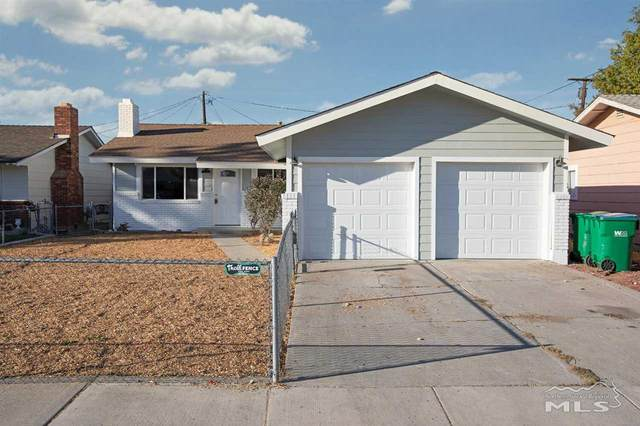 828 H Street, Sparks, NV 89431 (MLS #200014999) :: The Craig Team