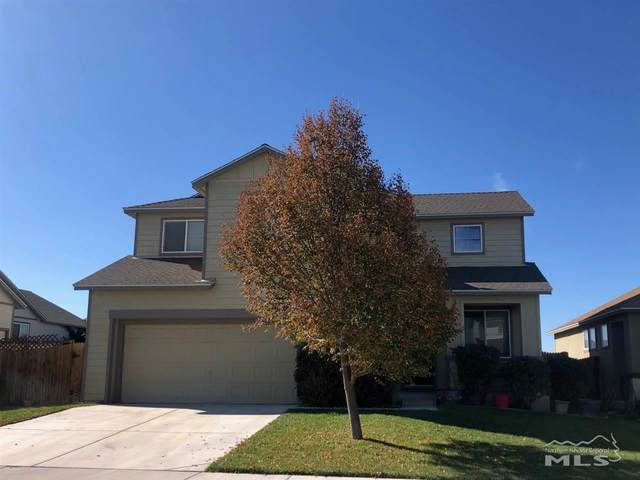 1608 Rainfall Way, Fernley, NV 89408 (MLS #200015003) :: Vaulet Group Real Estate