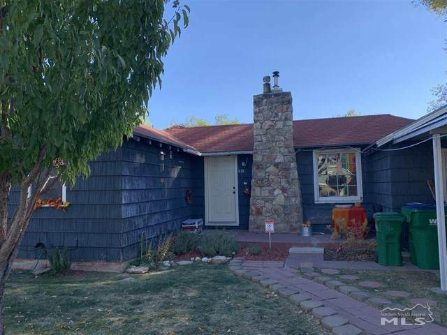 518 E Taylor, Reno, NV 89502 (MLS #200015007) :: The Mike Wood Team