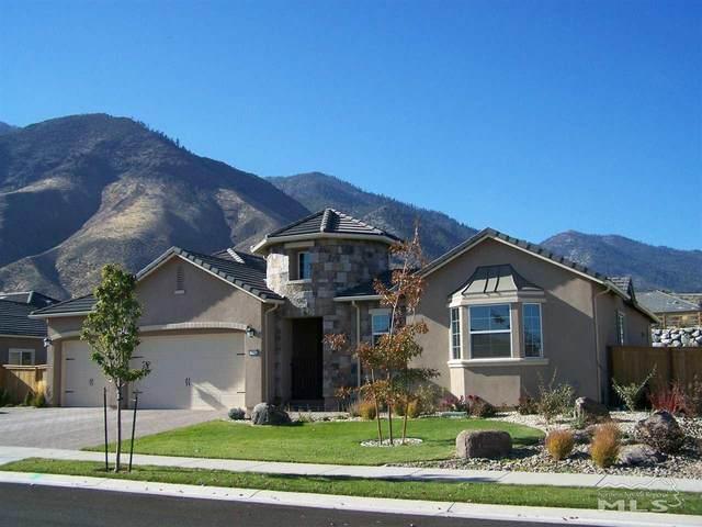 2844 Cloudburst Canyon Drive, Genoa, NV 89411 (MLS #200015009) :: NVGemme Real Estate