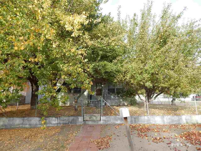 545 Pavilion St., Winnemucca, NV 89445 (MLS #200015012) :: Chase International Real Estate