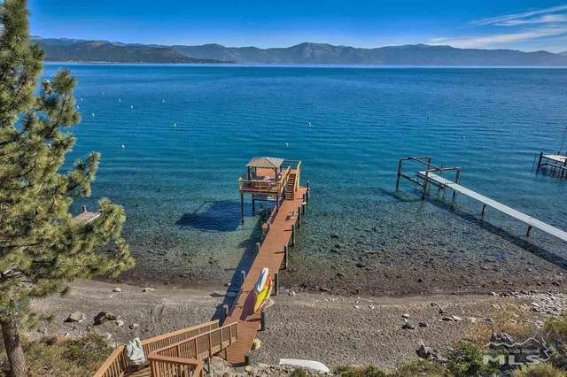 4480 N Lake Boulevard, Carnelian Bay, CA 96140 (MLS #200015022) :: The Craig Team