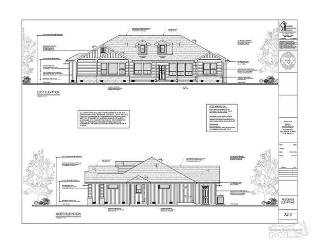 131 Quinn Way, Smith, NV 89430 (MLS #200015031) :: NVGemme Real Estate