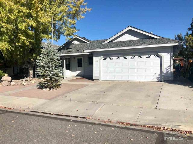 4084 Quinn, Carson City, NV 89701 (MLS #200015032) :: Chase International Real Estate