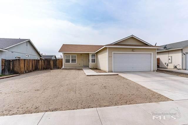 2137 Fort Bridger, Fernley, NV 89408 (MLS #200015043) :: NVGemme Real Estate